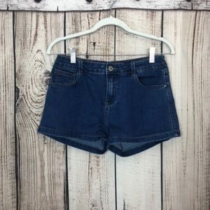 🥑4/$22🥑Papaya Blue Jean High Waisted Shorts